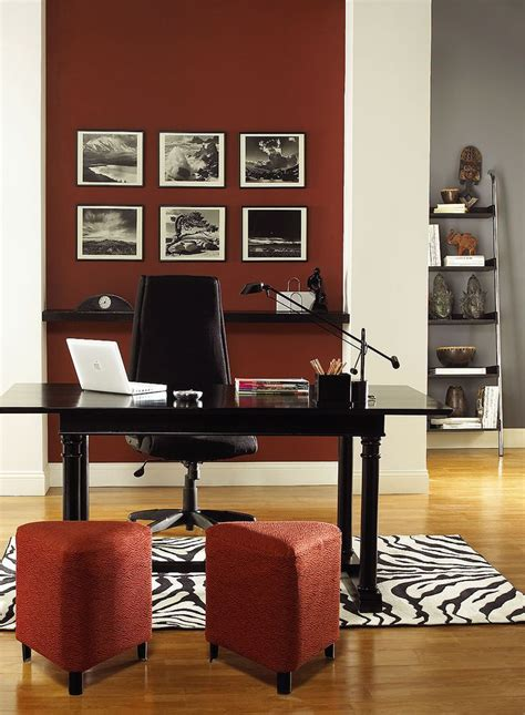 office color interior paint ideas and inspiration paint colors