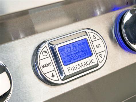Termometer Digital Magic echelon black propane gas and gas bbq