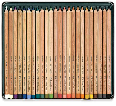 pitt colors set of 24