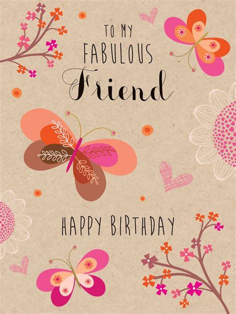 imagenes de happy birthday my friend to m fabulous friend happy birthday pictures photos and