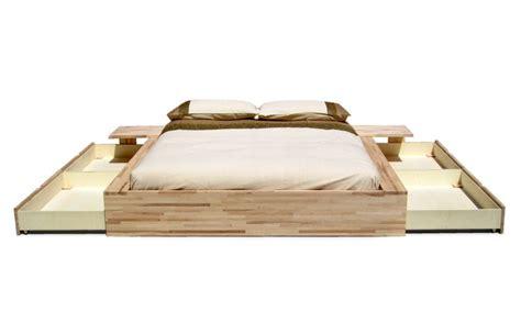 letto comodo letto contenitore matrimoniale in legno comodo cinius