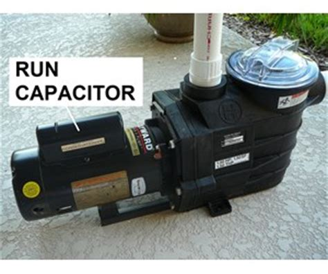 hayward northstar capacitor how to select the right capacitor for your pool motor