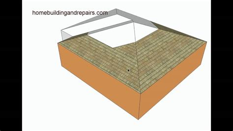 How To Add A Hip Roof Addition Hip Roof Design For L Shaped Home Addition Architecture