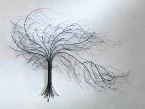 Wire Tree Wall Hanging Home Decor by Wall Art Home Style