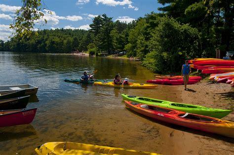 boating in boston waltham lake cochituate in natick massachusetts new england