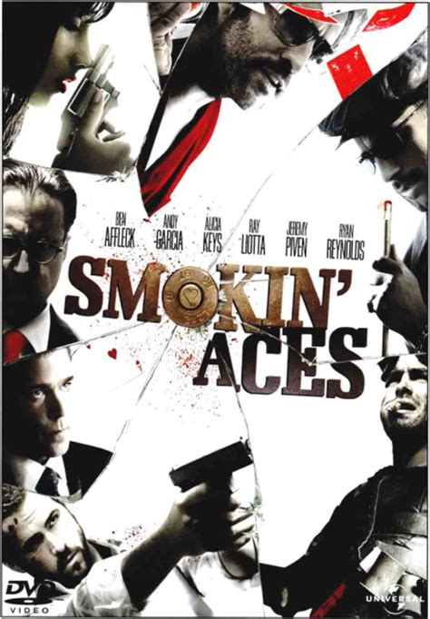smokin aces dvd zavvi