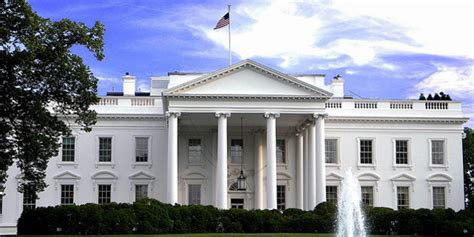 what president gave the white house its name fast facts the white house