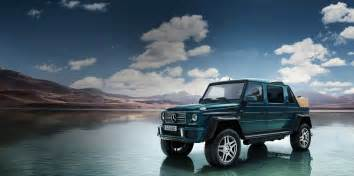 Mercedes Which Country Made Mercedes G Class News Pictures G Class S