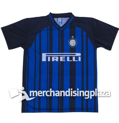 Tshirt Intermilan Desain Nv Inter 13 fc inter milan home 2017 2018 replica jersey d ambrosio 33 for only a 38 29 at