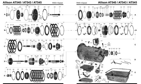 transmission parts diagram items in world wide parts outlet store on ebay
