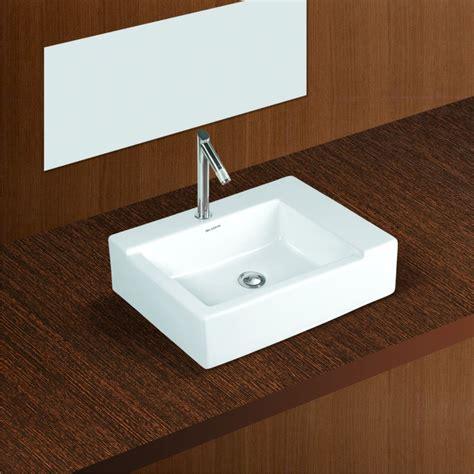 table top wash basin buy belmonte table top wash basin sumith 20 50 inch x 16