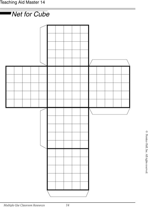 Surface Area From Nets Worksheet by Volume Of A Cube Physics Forums The Fusion Of Science