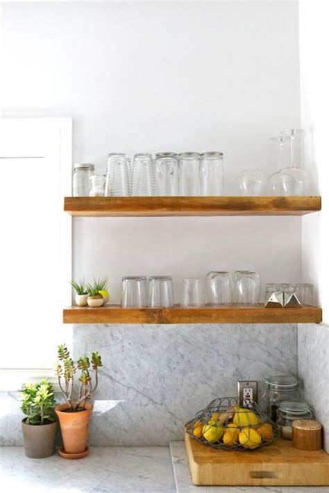 kitchen shelf designs 12 kitchen shelving ideas the decorating dozen sfgirlbybay