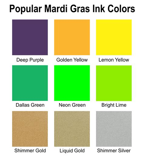 mardi gras colors mardi gras special krewe t shirts 8 custom screen