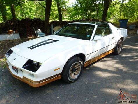 1983 chevy camaro z28 restored to new 5spd t tops