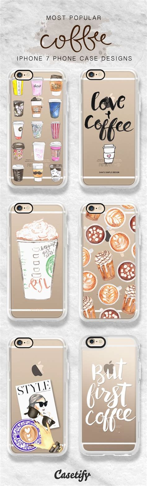Coffee Addict Coffe 0166 Casing For Iphone 7 Plus Hardcase 2d 1000 ideas about phone cases on phone cases iphone cases and cases