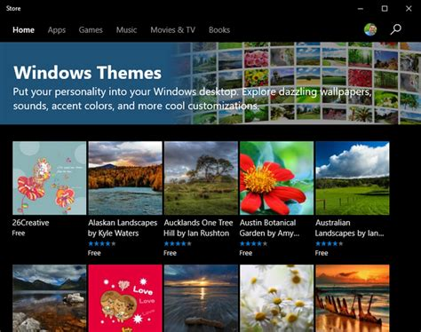 win themes and hot buttons how to download and install windows 10 themes from windows