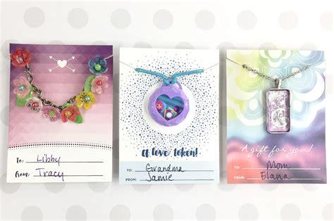 Free Printable Jewelry Cards