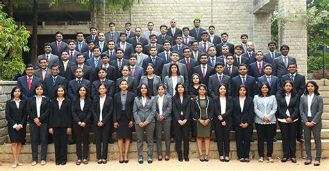 Iim Bangalore Mba Eligibility by 700 Average Gmat 9 Years Average Work Ex Meet Iim B S