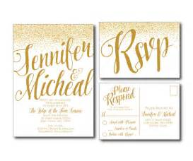 wedding invitations with rsvp cards theruntime