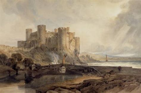 St Yves Mw 41 conway castle joseph mallord william turner tate