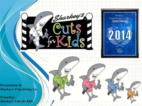 sharkey s sharkey s cuts for kids 2015