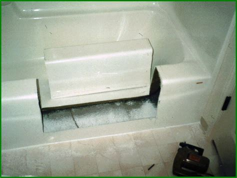 Convert Shower To Tub by Pin Trough Tub On