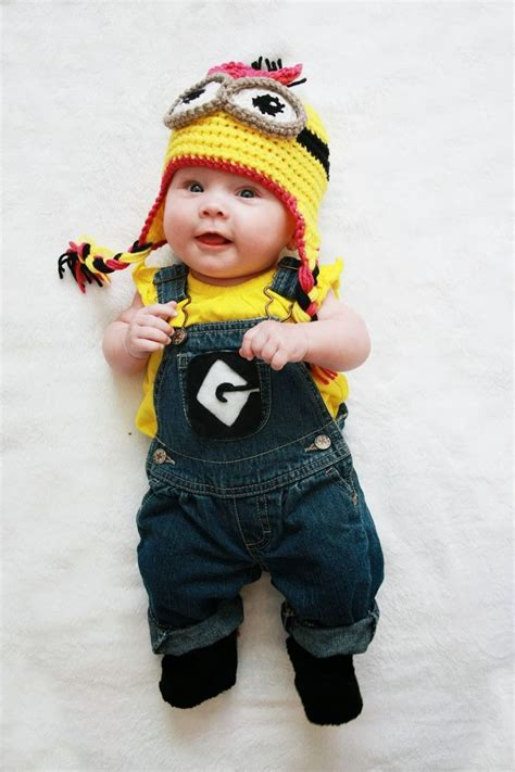Mini Mini Baby Costume by Baby Minion Costume Www Imgkid The Image Kid Has It