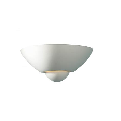 dar lighting vector vec0748 unglazed ceramic wall washer