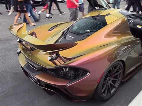 what makes the 1 of 1 mclaren p1 mk edition so special