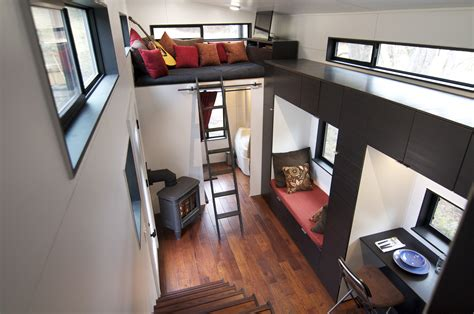 20 square metres decided to live mortgage free by building 20 square meter trailer house wave avenue