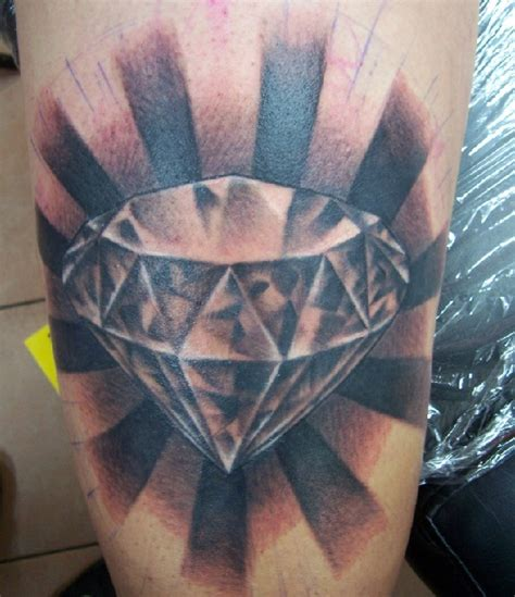 diamond tattoo guy best diamond tattoo designs diamond tattoo designs
