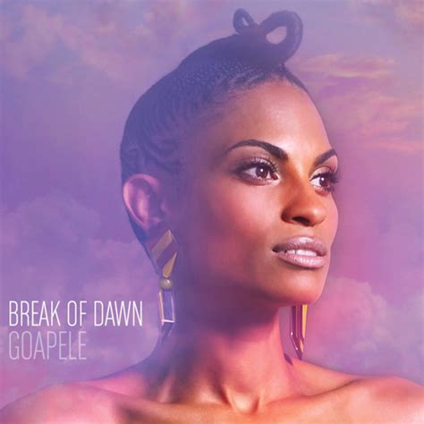 Goapele Tears On Pillow by Goapele Of Lp Okayplayer