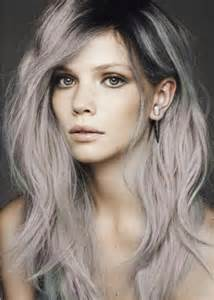 do like grey hair trend alert grey hair la femme rebelle clothing