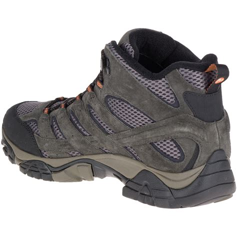 waterproof hiking boots for merrell s moab 2 mid waterproof hiking boots beluga