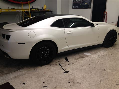 matte wrapped cars cost to paint a black car white future cars release date