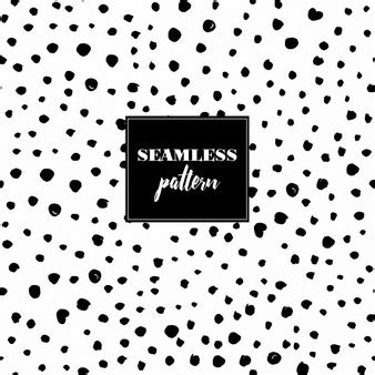 pattern dots black colorful dots pattern vector free download