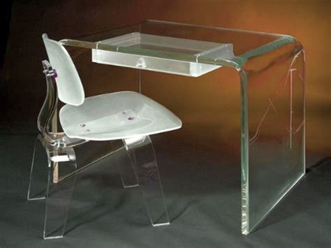 sleek computer desk 18 sleek acrylic computer desk designs for small home office