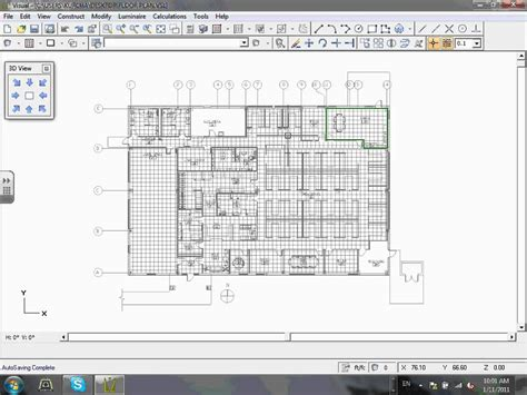 Visual Lighting Software by Lighting Calculation 1 Visual Software 01 11 11 Wmv