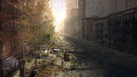 abandoned cities abandoned city by manged deviantart com on deviantart