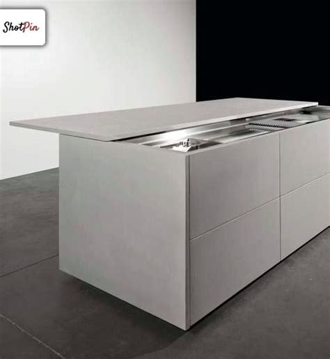 r and d kitchen fashion island mk cucine minimal kitchen island with sliding counter top