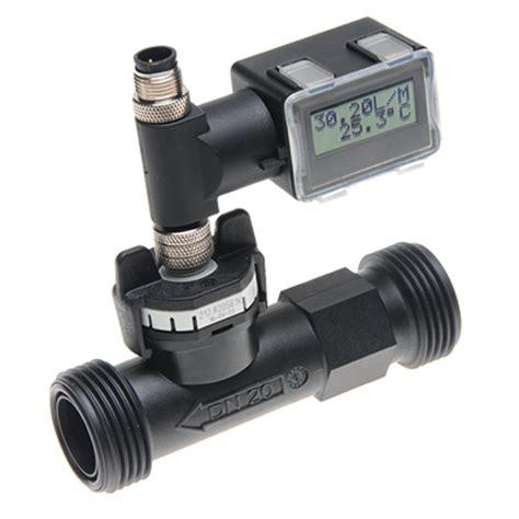 Huba Type 200 Flow Sensor produkt bilder huba