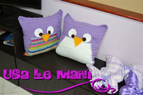 tutorial cuscino tutorial cuscino gufo a uncinetto tutorial owl pillow