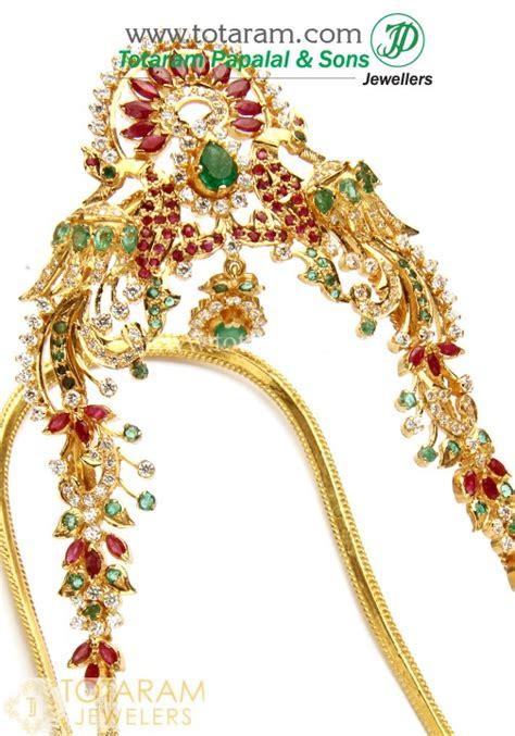Gelang Rantai 75 3 050 Gram 22k gold peacock arm vanki ara vanki 235 armv250 in 51 050 grams