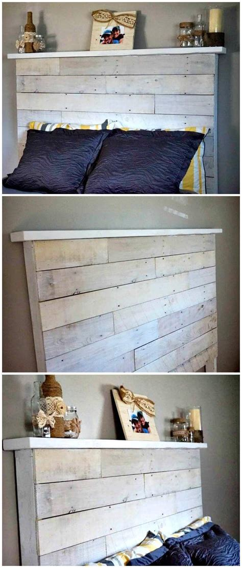 pallet headboard instructions 150 best diy pallet projects and pallet furniture crafts