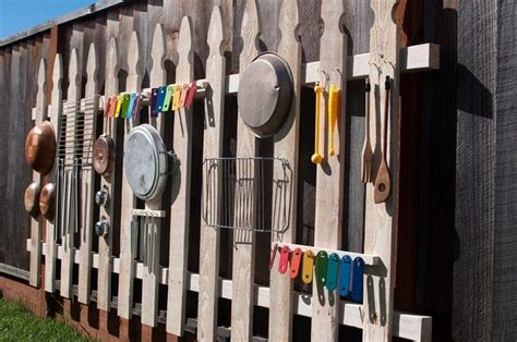 backyard instruments how to build an outdoor musical wall for kids diy