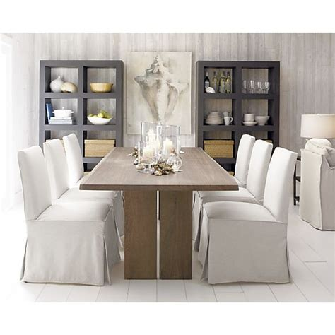crate and barrel dining room tables dining table dakota dining table crate and barrel