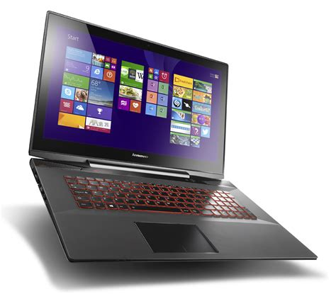 Laptop Lenovo Touchscreen new lenovo gaming rigs the 1299 y70 touch and the 599