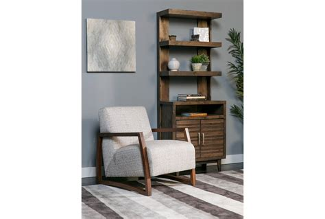 marshall accent chair living spaces