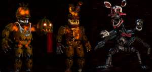 Fnaf 4 halloween edition five nights at freddy s theories